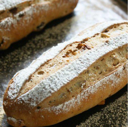 メランジェ(天然酵母パン)